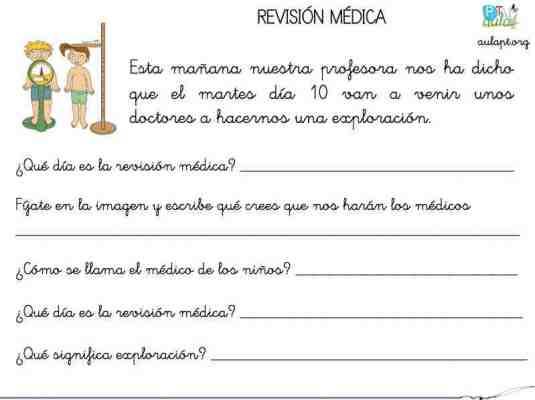 22 Revisión médica