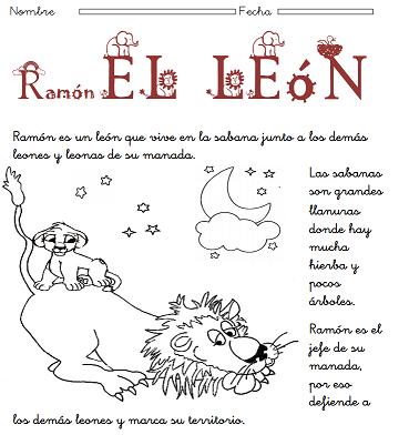 4 Ramón el león